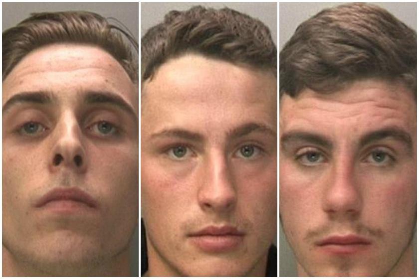Três homens culpados de explorar sexualmente menina de 14 anos