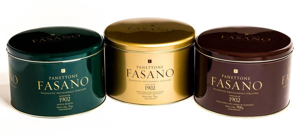 Panettones Fasano