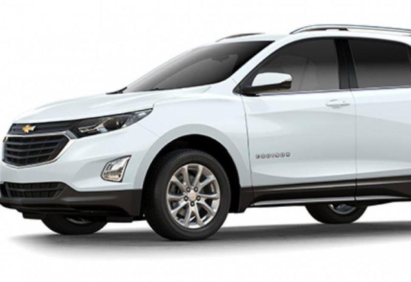 Chevrolet oferece versão mais barata do Equinox