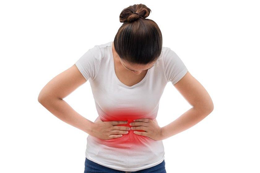 Queimação na barriga