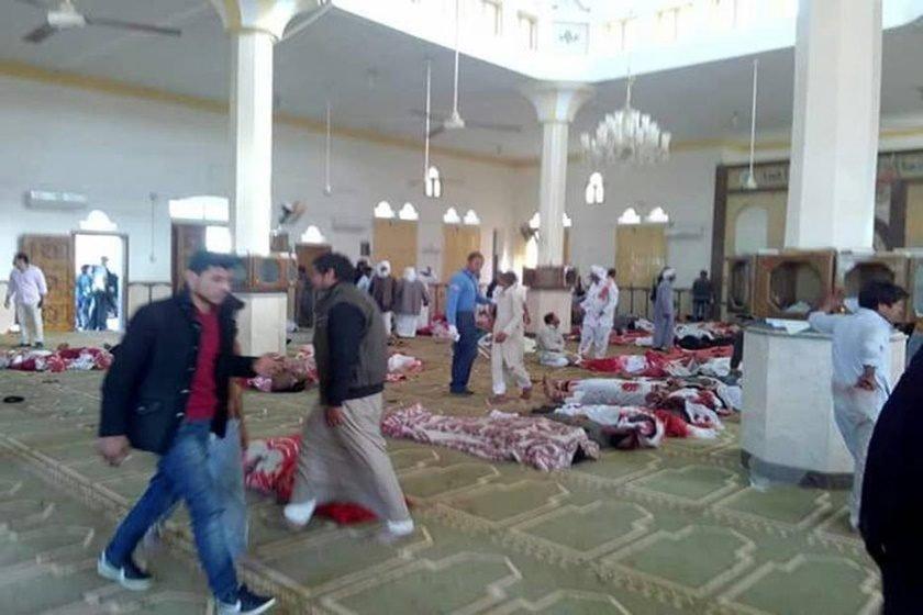 Pelo menos 235 mortos em ataque a mesquita no Sinai, no Egipto