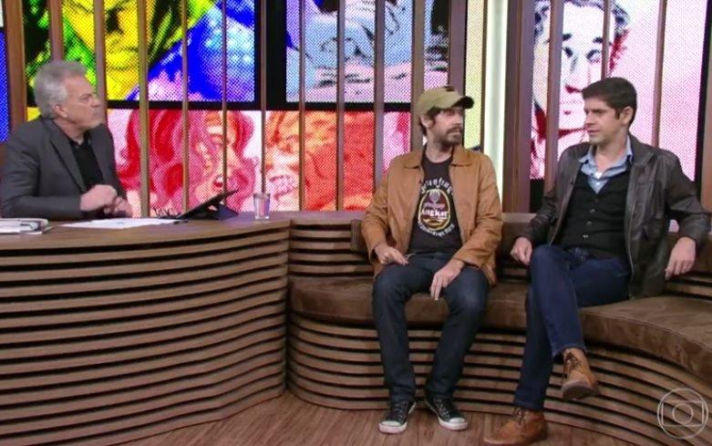 Globo censura boné de entrevistado do Bial por achar que era do PT f43dd9983f7