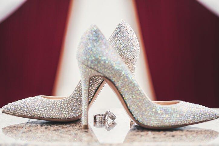 sapatos noiva casamento