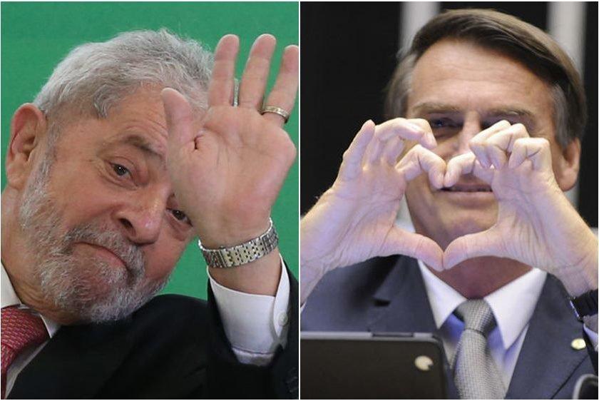 TSE rejeita multar Lula e Bolsonaro por campanha antecipada