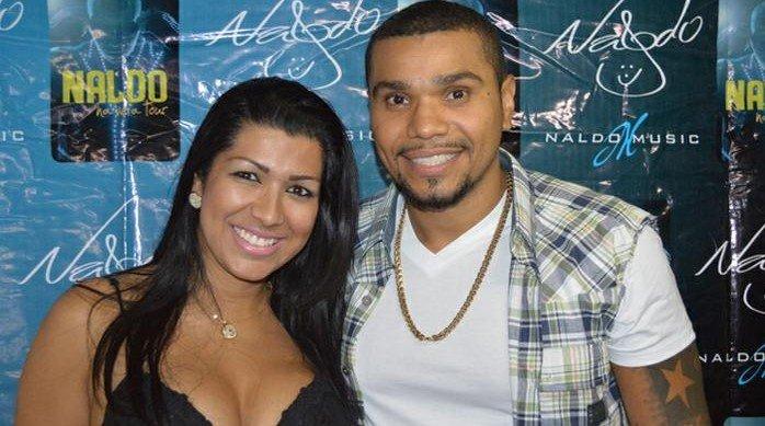 Naldo e Ellen Cardoso