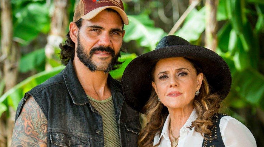 Mariano e Sophia/o outro lado do paraiso