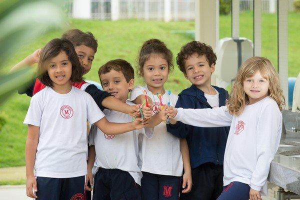 Colégio Mackenzie - Educação Infantil