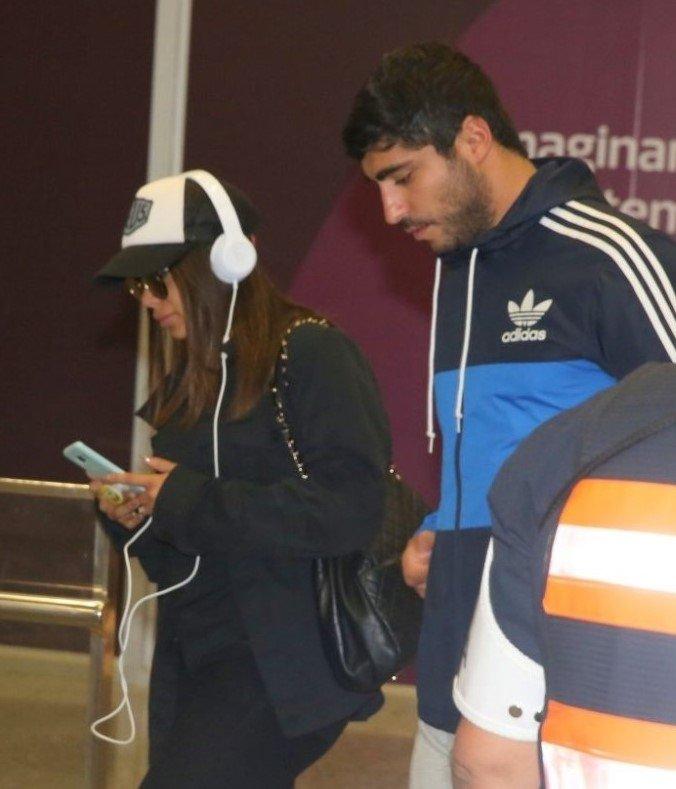 Thiago Magalhães e Anitta