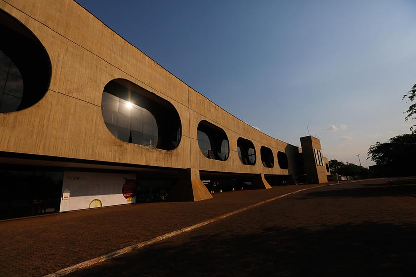 Brasília(DF), 23/09/2015 - Prédio do CCBB em Brasília