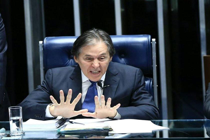 Eunício quer votar Orçamento até a próxima terça