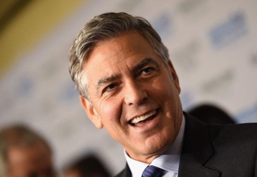 Crise? George Clooney presenteia 14 amigos com US$ 1 milhão cada