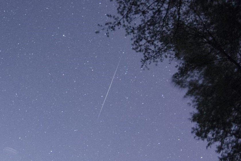 Melhor chuva de meteoros do ano acontecerá hoje