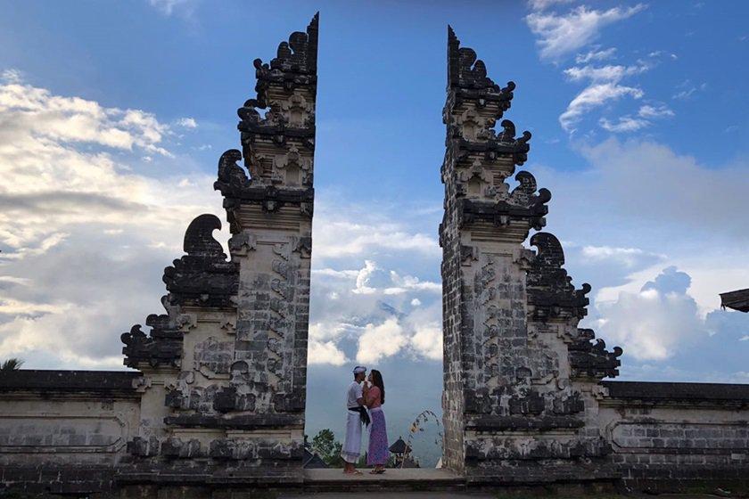 Bela em Bali - BALI: o destino mais fotogênico do Instagram