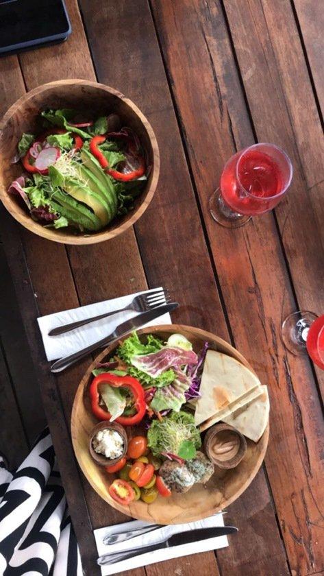 Bali comida1 - BALI: o destino mais fotogênico do Instagram