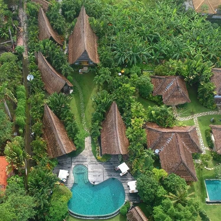 Bali hotel2 - BALI: o destino mais fotogênico do Instagram