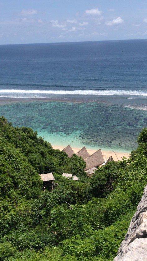 Bali praia 2 - BALI: o destino mais fotogênico do Instagram