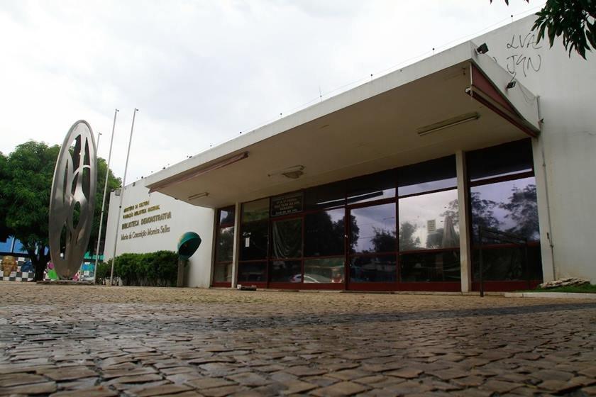 Biblioteca Demonstrativa do DF