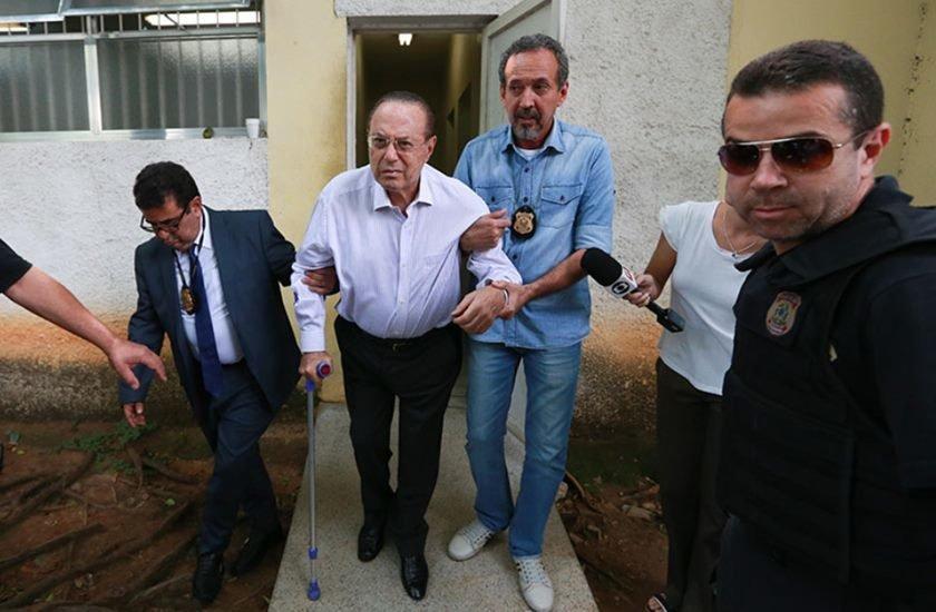 Defesa de Maluf faz novo apelo à Justiça para obter prisão domiciliar