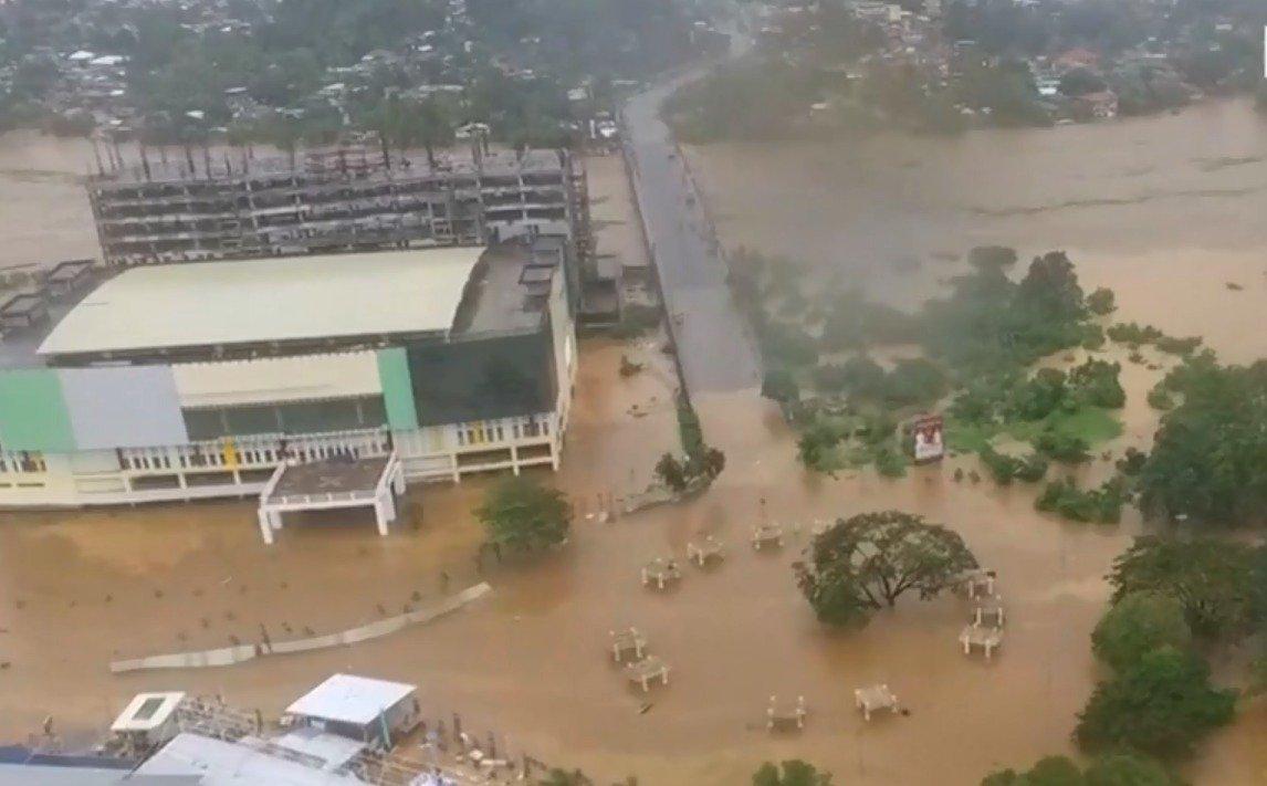 Nas Filipinas, tempestade tropical Tembin deixa ao menos 75 mortos