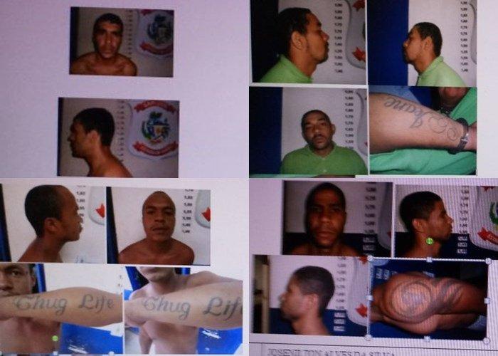 Recapturados seis detentos que fugiram da cadeia de Inhumas