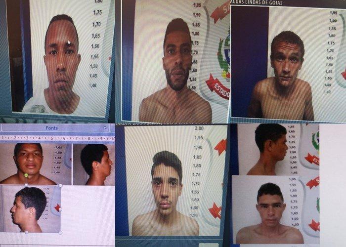 Presídio de Inhumas tem fuga de 14 presos, diz Seap