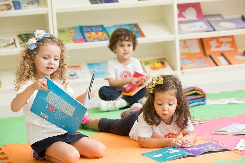 A educação infantil do Colégio Presbiteriano Mackenzie conta ainda com cozinha pedagógica, projeto Lego Zoom Education e pediatra de plantão