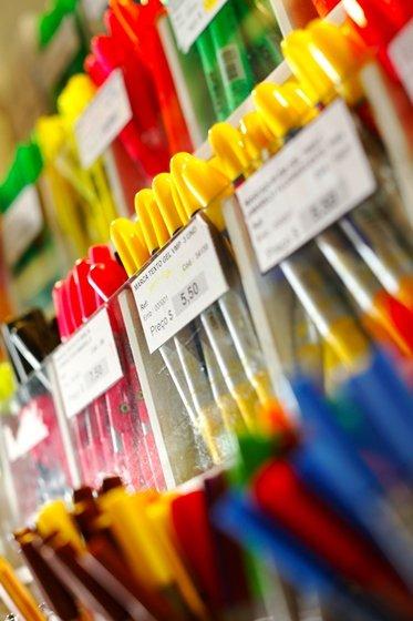 material escolar compras canetas