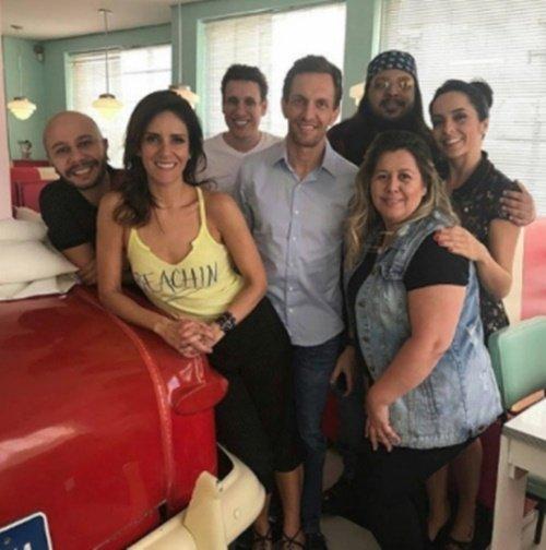 Monalisa Perrone engata namoro com comentarista da TV Globo