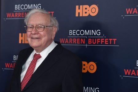 3º - Warren Buffett, da Berkshire Hathaway