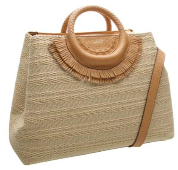 fd0fbfb30 Bolsa de palha vira item essencial da moda fora das areias