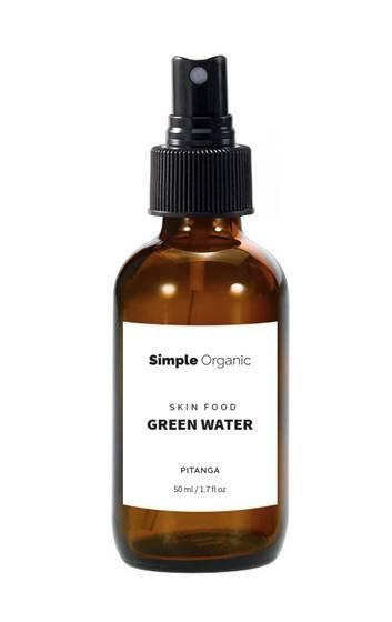 06 - Green Water - Hidrolato Pitanga - Simple Organic