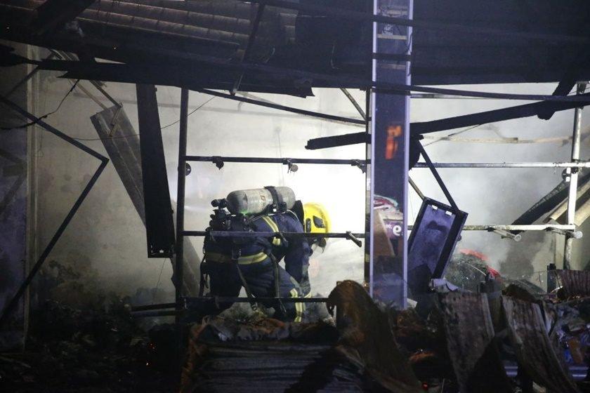 Corpo de Bombeiros/Divulgação