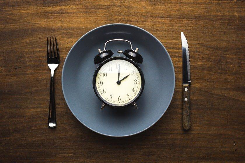 horário refeição