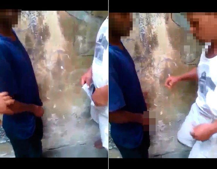 Polícia Civil apura vídeo de acusados de estupro forçados a fazer sexo
