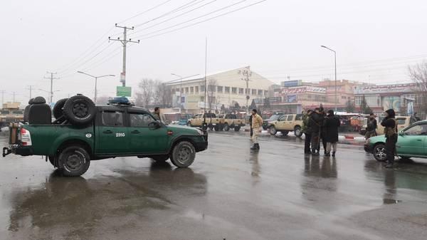 Pelo menos 15 morrem em ataque ao exército afegão em Cabul
