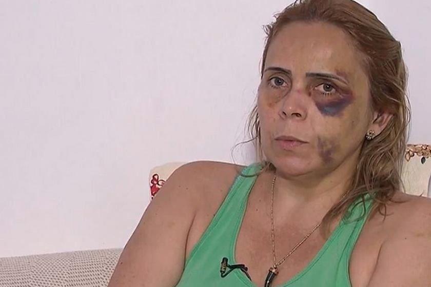 Agressões e assédio: ex-mulher de humorista denuncia violência