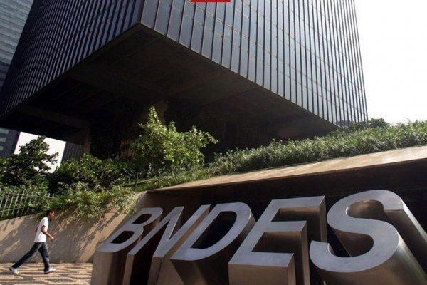 Fachada BNDES