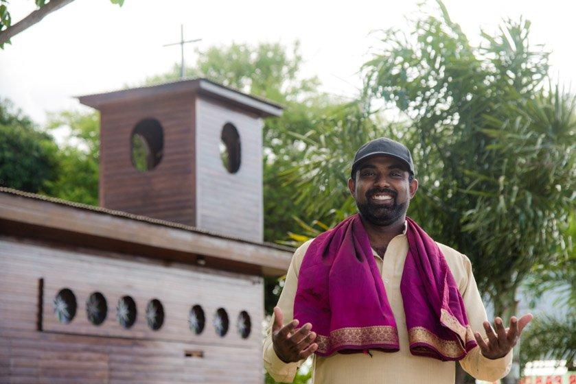 Brasília (DF), 02/02/2018 Chandro o chef indiano Local: Namaste