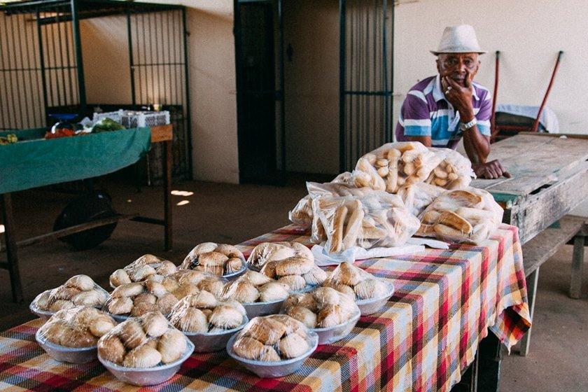 Feira pães FLÁVIO BORGES