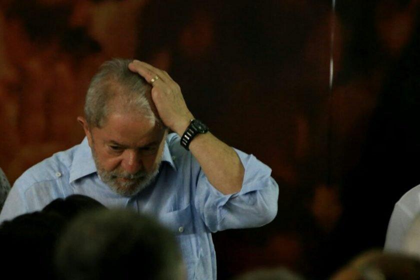 Fachin nega pedido de defesa para evitar prisão de Lula
