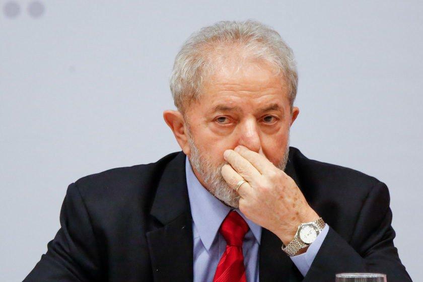 Prazo de Lula para recorrer no TRF-4 termina nesta terça-feira