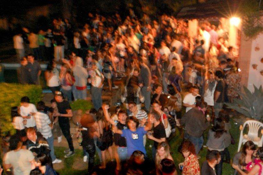 carnaval do mal 2009