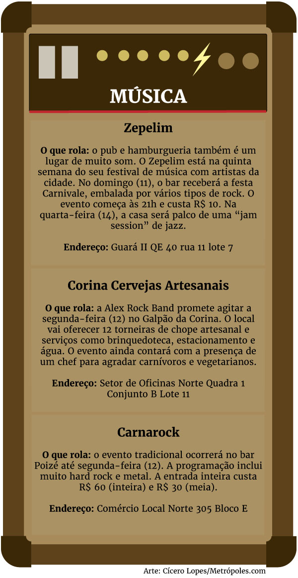 Cícero Lopes/Metrópoles
