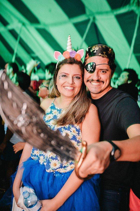 Brasília (DF), 09/02/2018 Bloco Rejunta Meu Bulcão Local: CLN 201 Foto: Bruno Pimentel/Metrópoles