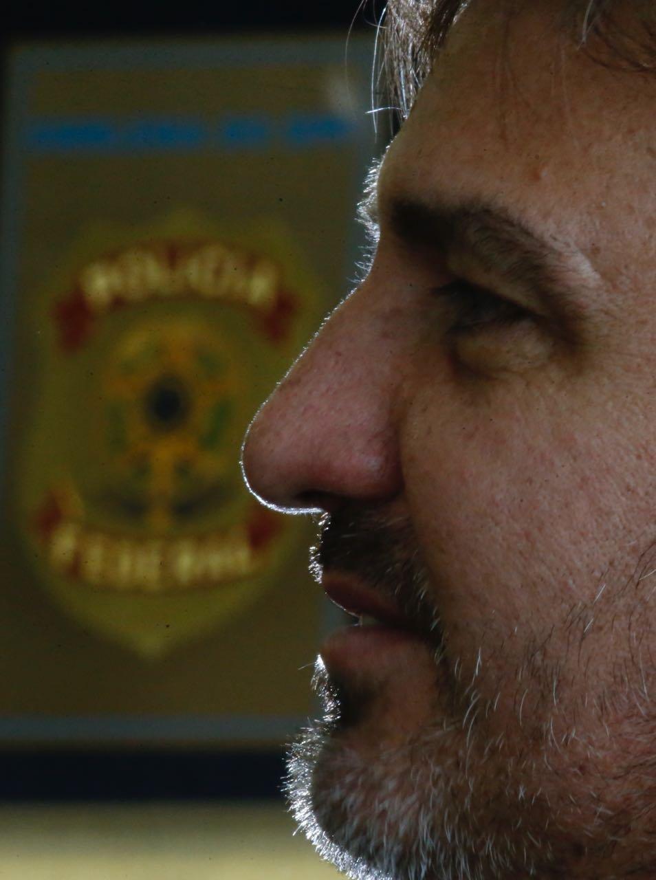 fernando segovia, diretor-geral da polícia federal