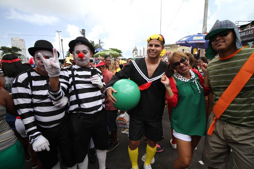 DESFILE DO GALO DA MADRUGADA NO RECIFE.