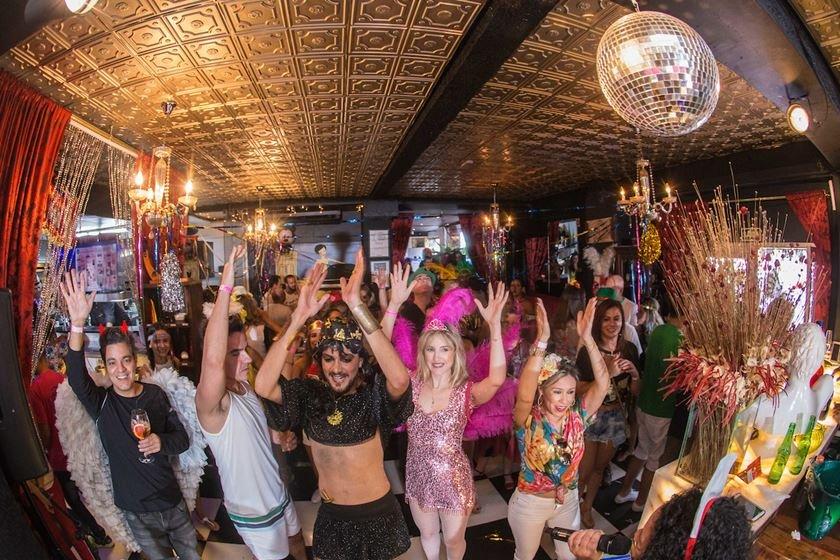 Brasília (DF), 10/02/2018  - Evento: Baile de Carnaval à Fantasia do Restaurante Universal -  Local Restaurante Universal Foto: JP Rodrigues/Metrópoles