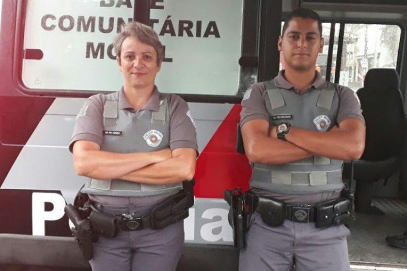 Divulgação/Polícia Militar de São Paulo