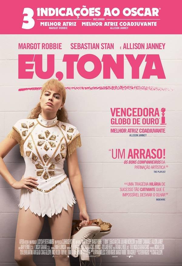 Poster Eu, Tonya