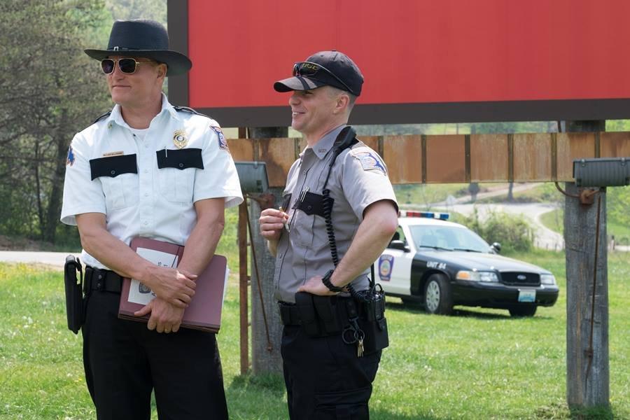 três anúncios para um crime THREE BILLBOARDS OUTSIDE OF EBBING, MISSOURI